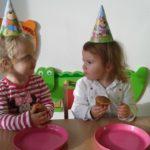 Pierwsze żłobkowe urodzinki